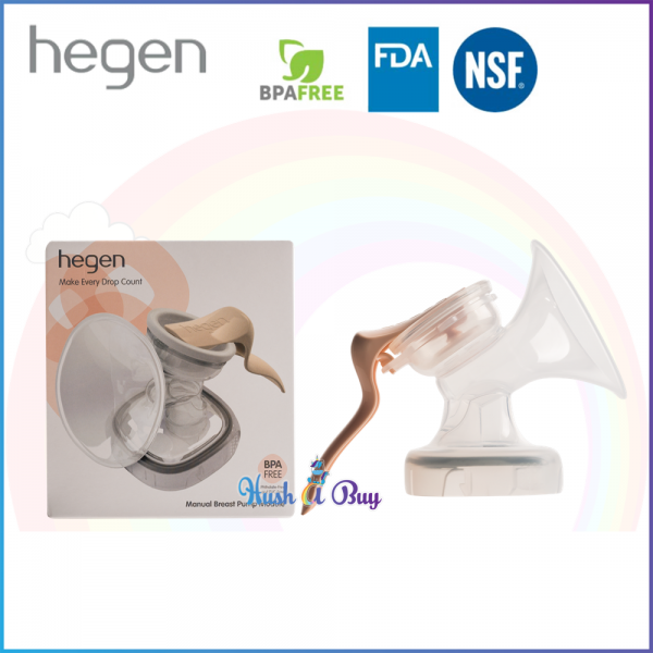 Hegen PCTO Manual Breast Pump Module